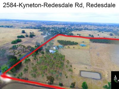 2584 Kyneton-Redesdale Road, Redesdale