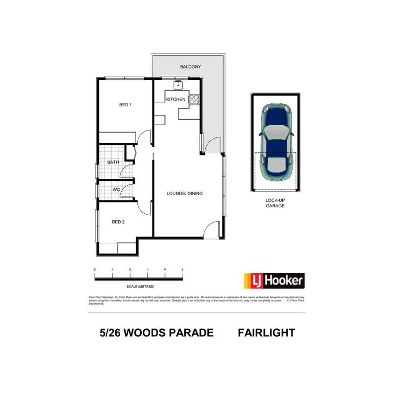 5/26 Woods Parade Fairlight 2094