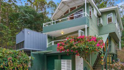 Imagine A Minimalist Home In A Quiet Location