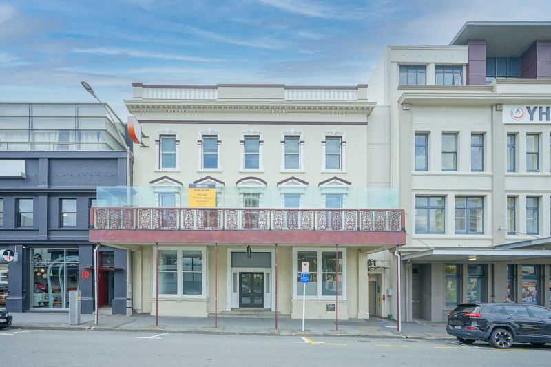8 Cambridge Terrace, Te Aro