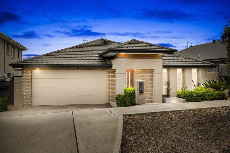 43 Wattleridge Crescent, North Kellyville NSW 2155