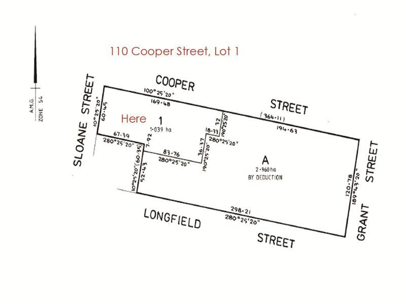 14 Unit Complex & Greenfield Development site