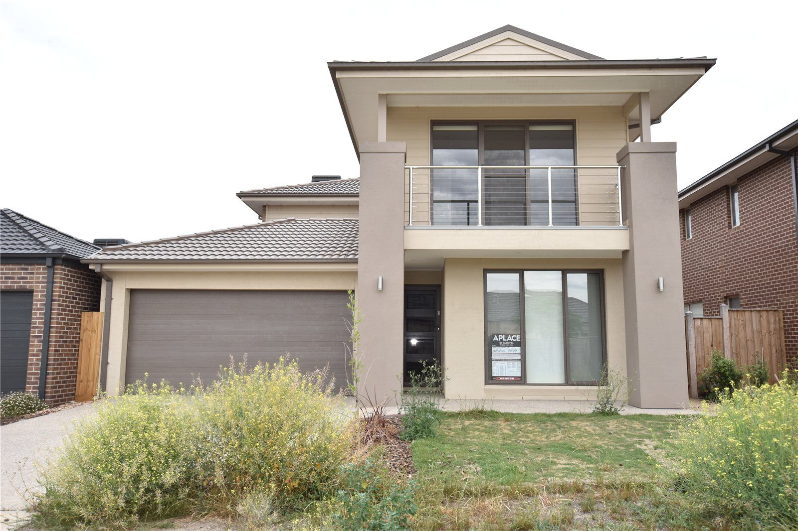 Brand New Double Storey Home!