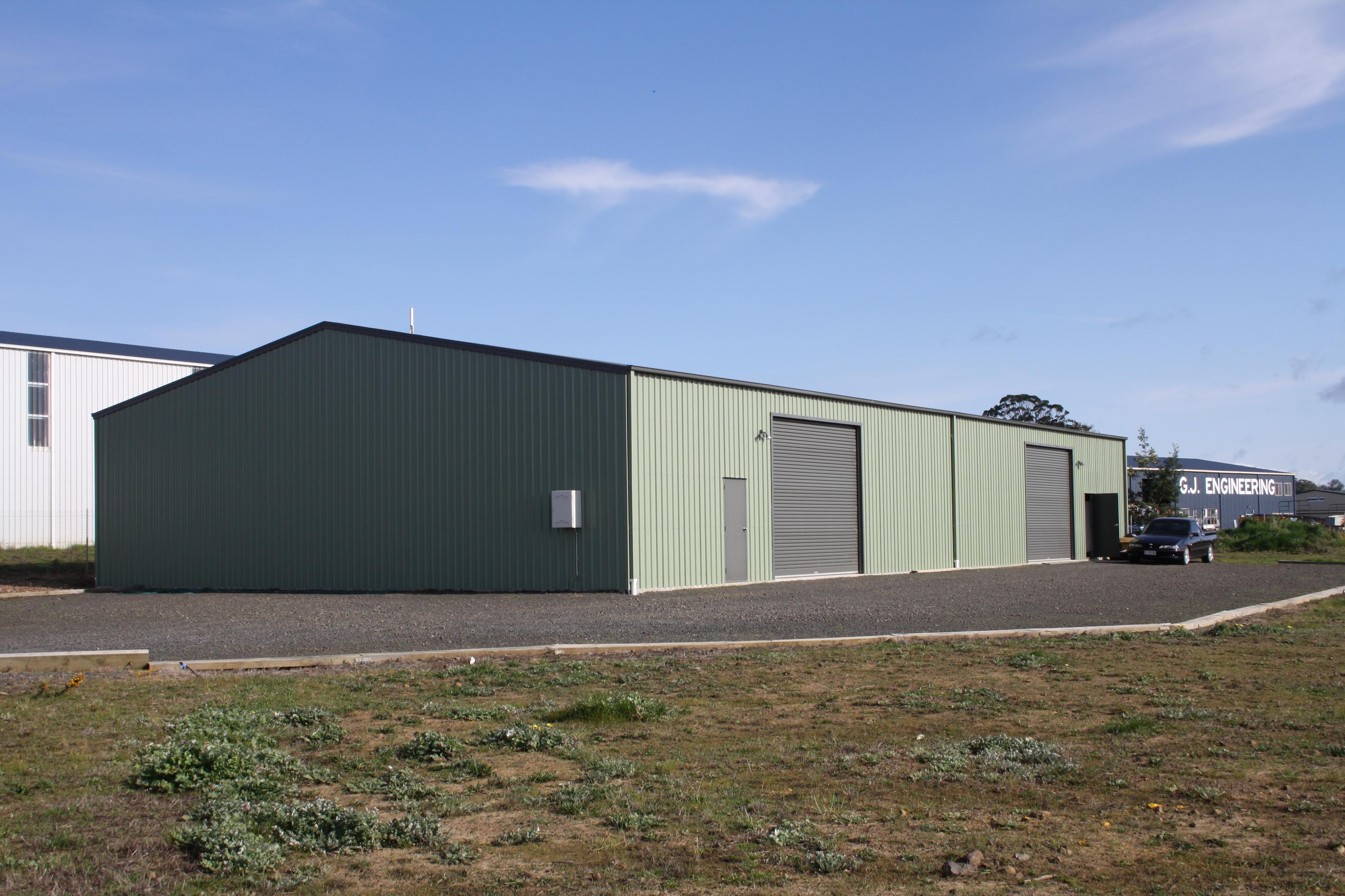 Versatile Warehouse/Workshop, near Launceston Airport - Will Be Sold!