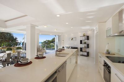 Exquisite Absolute Beachfront Living