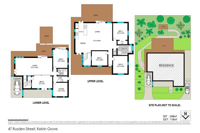 47 Rusden Street Kelvin Grove 4059