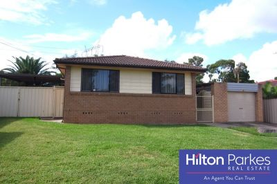 Neat & Tidy Four Bedroom Home!