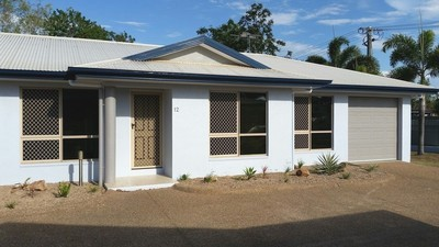 Duplex style accommodation in a gated Complex.