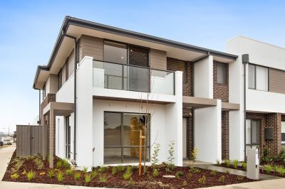 Harcrest- Contemporary town house