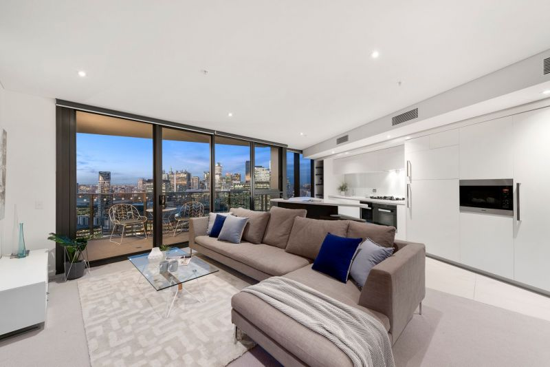 Enjoy the Expanses of this Luxury Docklands Retreat *Book now for your private inspection or video/Facetime tour*