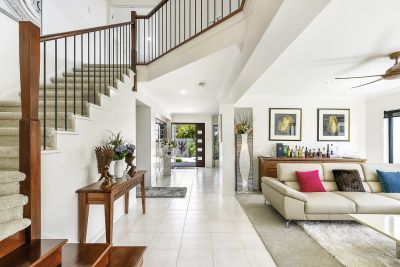 EFFORTLESSLY ELEGANT EXCLUSIVE FAMILY HOME