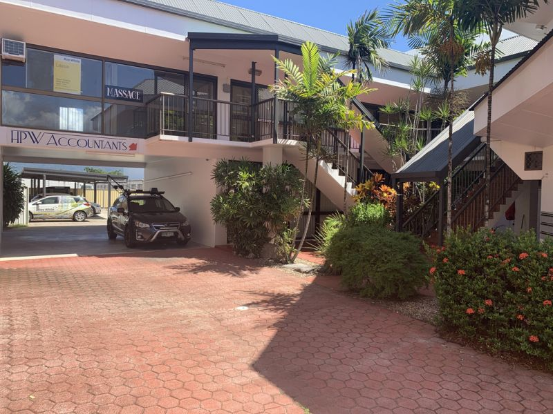 McLeod Street Office With Car park For Lease