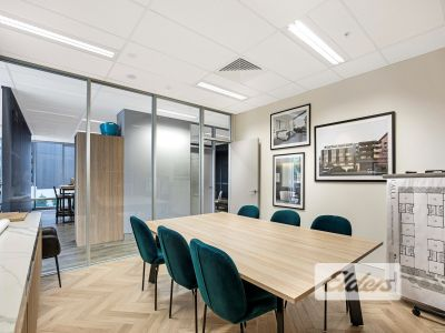 INVEST OR OCCUPY   PREMIER OFFICE - KING ST PRECINCT!