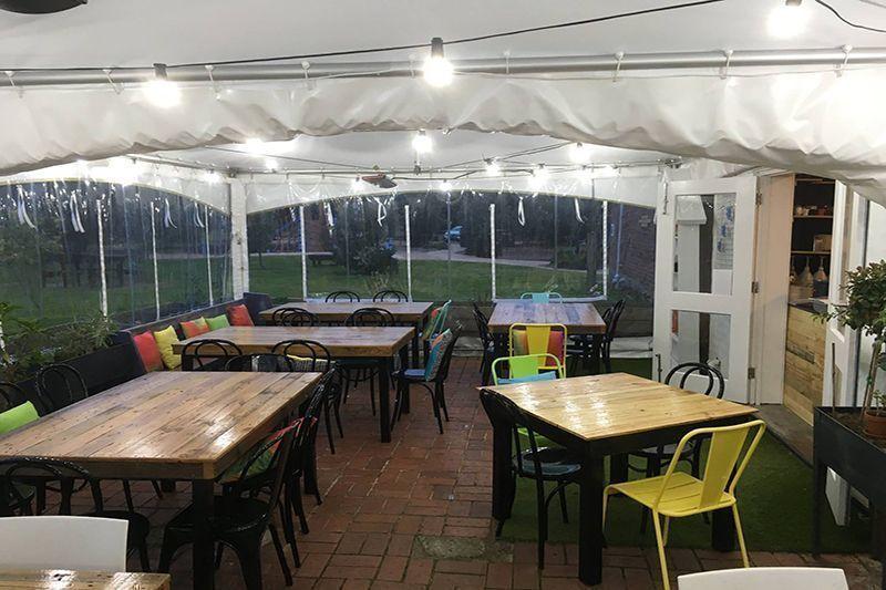 Queenscliff's Parkland Cafe