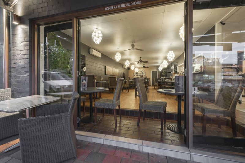 Woodfire  Licenced Restaurand with Wine Bar
