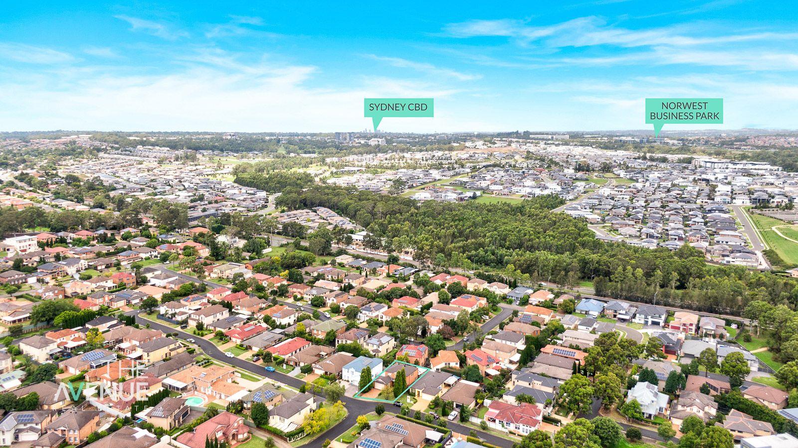 20 Winter Avenue, Kellyville NSW 2155