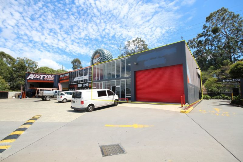 High Exposure Warehouse / Showroom On Main Road