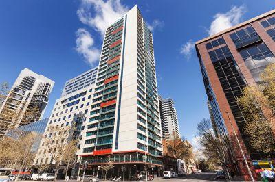 2206/181 A'Beckett Street, Melbourne