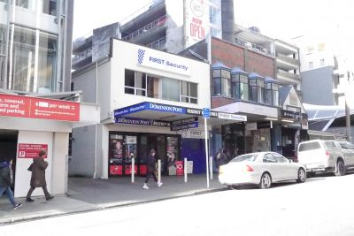 First Floor/145 Willis Street, Wellington Central