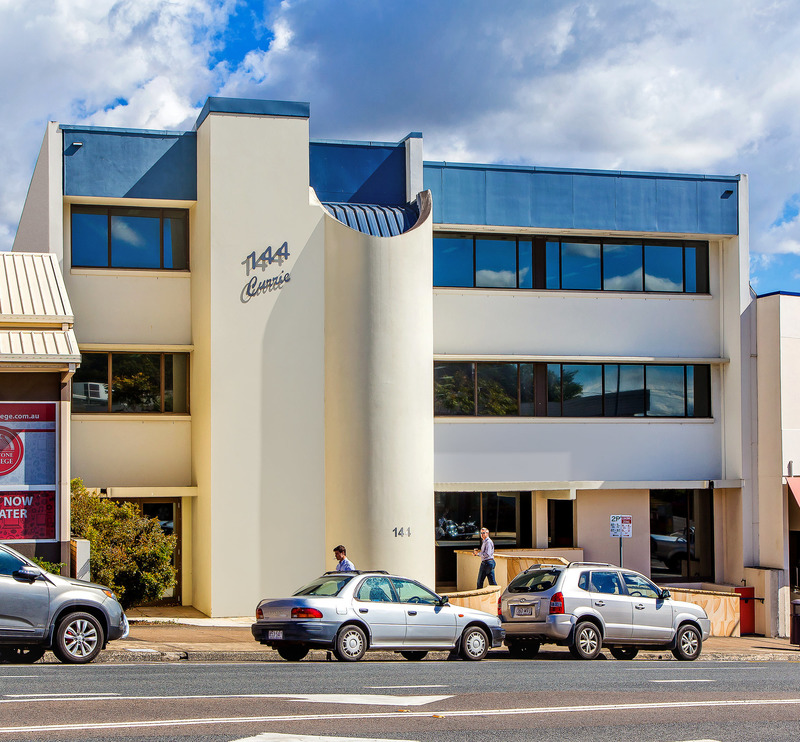Blue Chip Investment Leased to Queensland State Government showing 9.73% net return