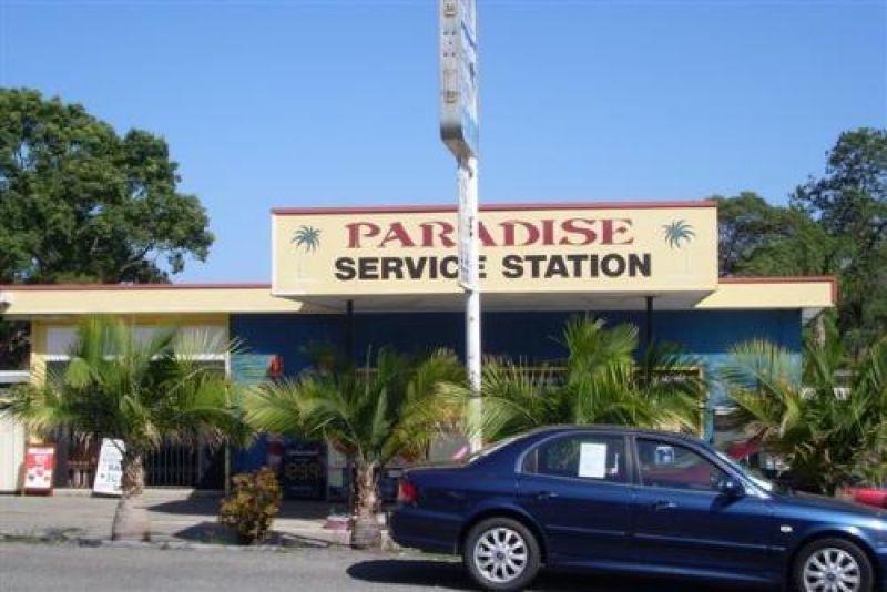 PARADISE SERVICE STATION - LAKE MACQUARIE