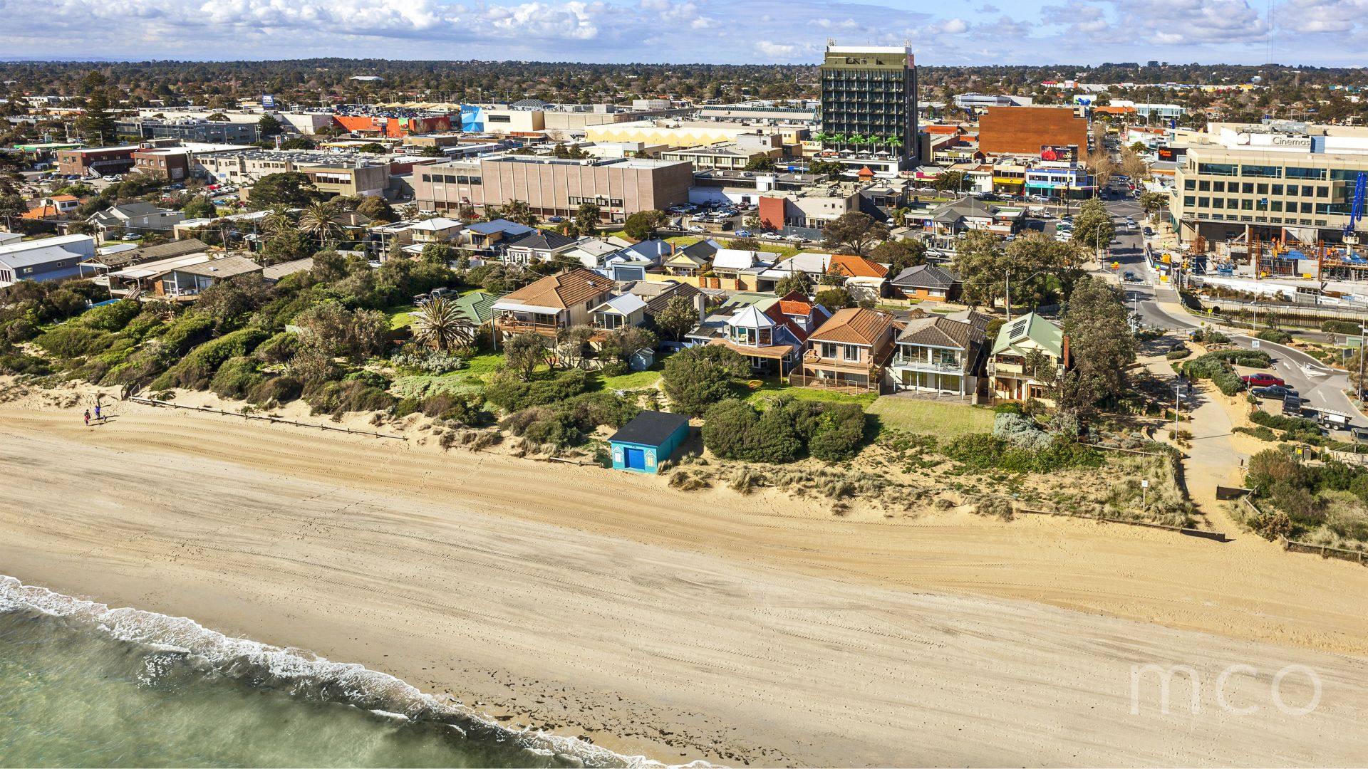 Rare opportunity to invest in a beachside office at The Peninsula on the Bay