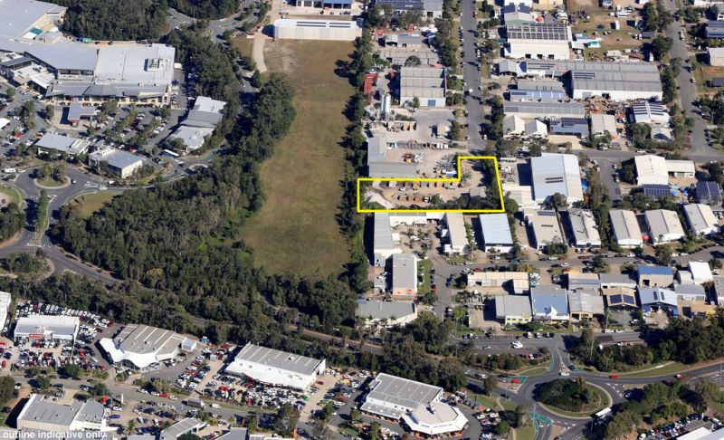 Exceptional Opportunity - Large Industrial Site Or Business & Land Package
