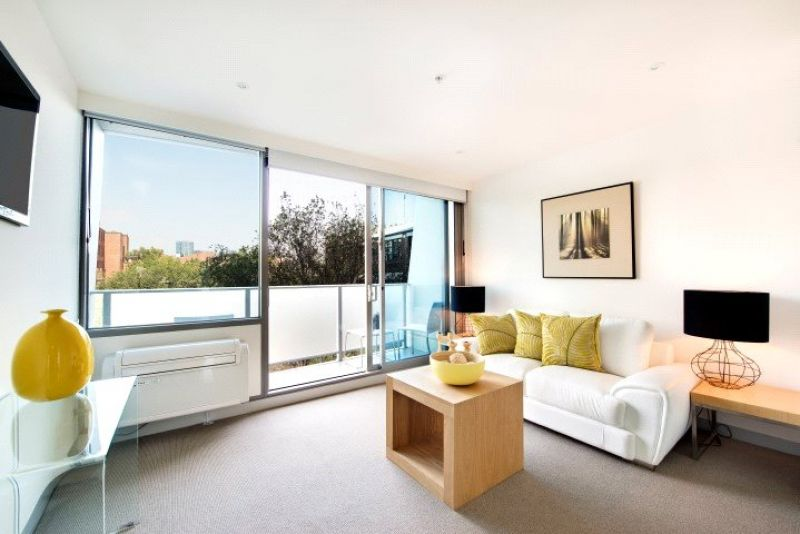 Flagstaff Place: 10th Floor - One Bedroom Apartment with Whitegoods Included!
