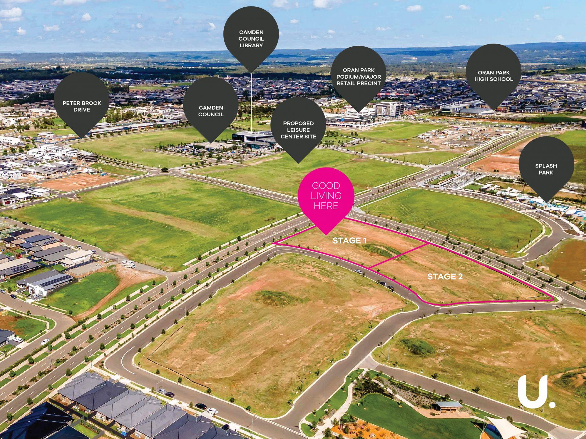 Oran Park Lot 115 Dransfield Drive