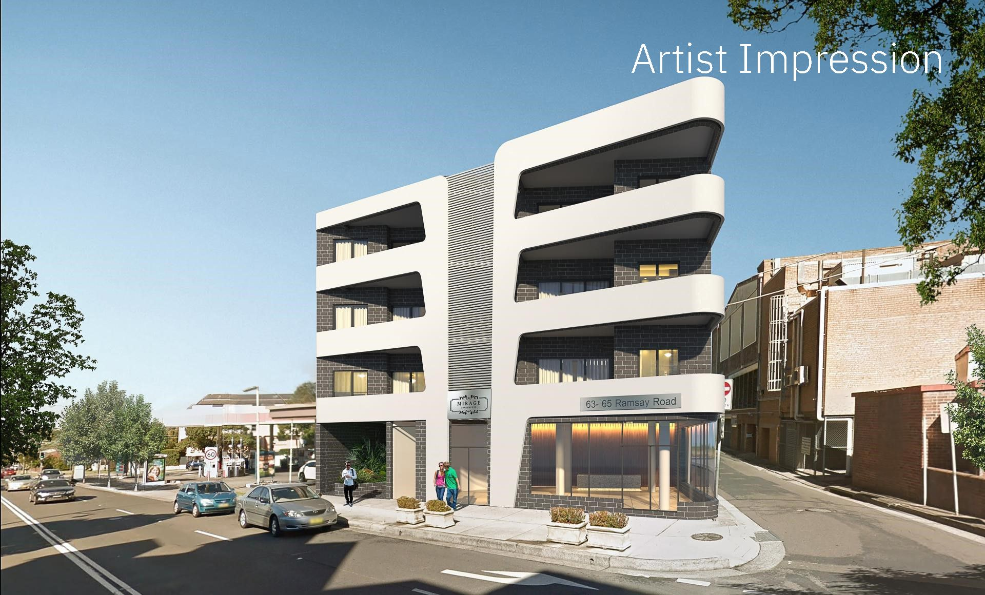 204/56 Fairlight Street, Five Dock NSW