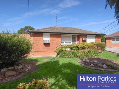 GREAT FAMILY HOME WITH POTENTIAL FOR GRANNY FLAT