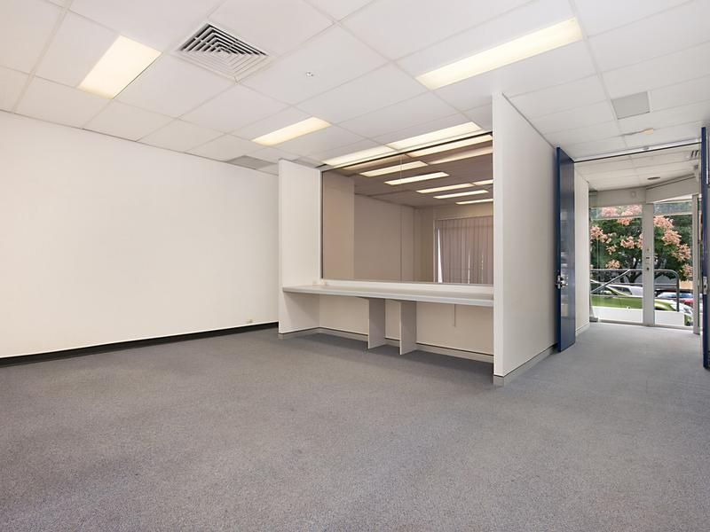 TIDY OFFICE SPACE WITH OFF STREET PARKING
