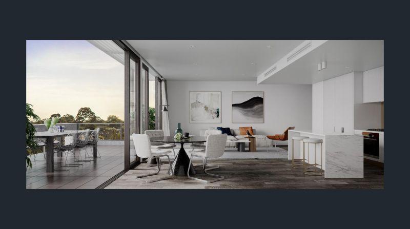 Brighton Edge: Spacious, Private and Exclusive Apartment Living