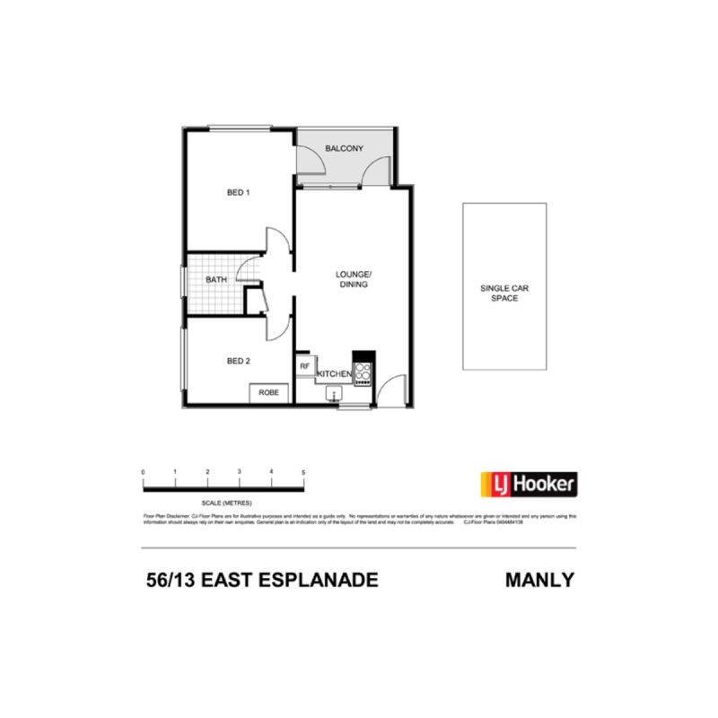 56/13 East Esplanade Manly 2095