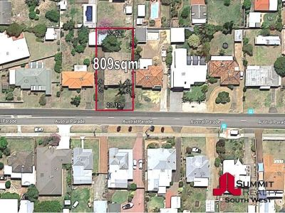 IN THE HEART OF EAST BUNBURY  OPPORTUNITY KNOCKS!