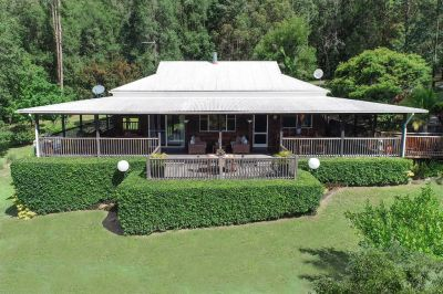 1030 Mountain Top Road, Nimbin