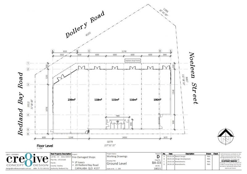 NEW HIGH PROFILE RETAIL/COMMERCIAL BUILDING