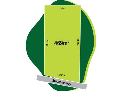 469sqm of land next to upcoming COLES available NOW!