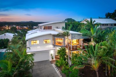 Impressive home with expansive views