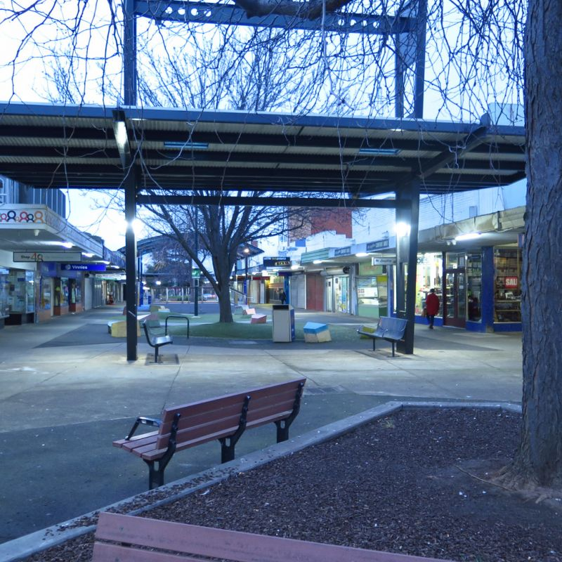 Retail Opportunity Exists In Heidelberg Mall