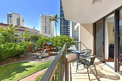 BEACH SIDE LOCATION WITHOUT THE HUGE PRICE TAG! ONLY 150M TO BEACH