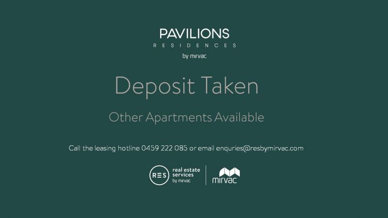 1-Bedroom Apartment with Parking in Sydney Olympic Park!