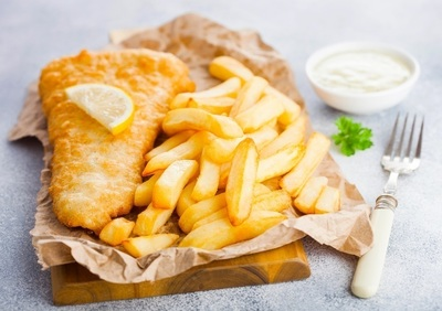 5 days Fish & Chips Takeaway Shop – Ref: 11537