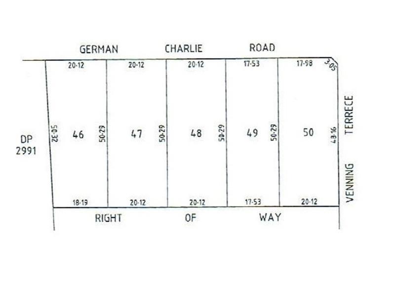 For Sale By Owner: Lot 48 German Charlie Road, Pinnaroo, SA 5304