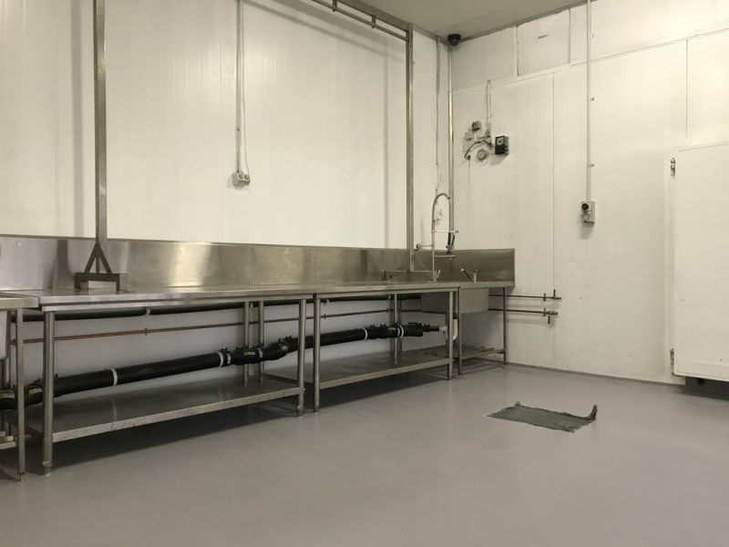 Food Production, Storage and Distribution