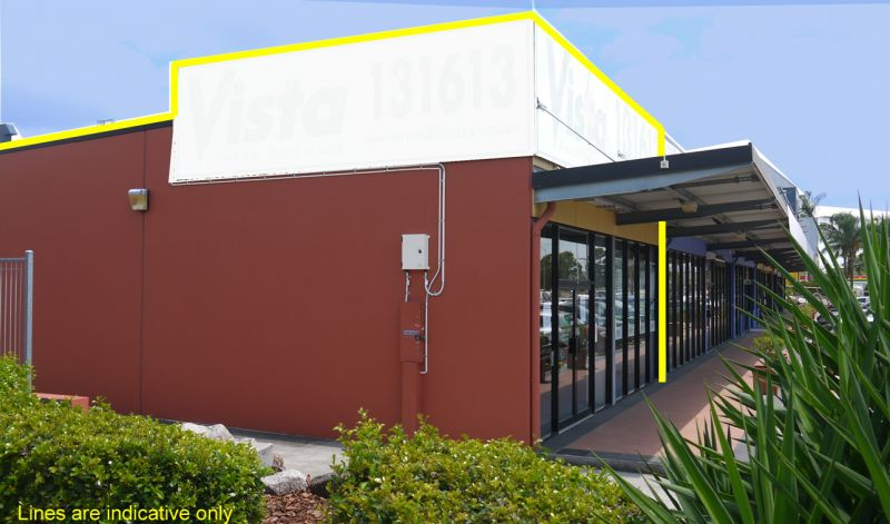 99m² Opportunity To Expose Your Business to Gympie Road