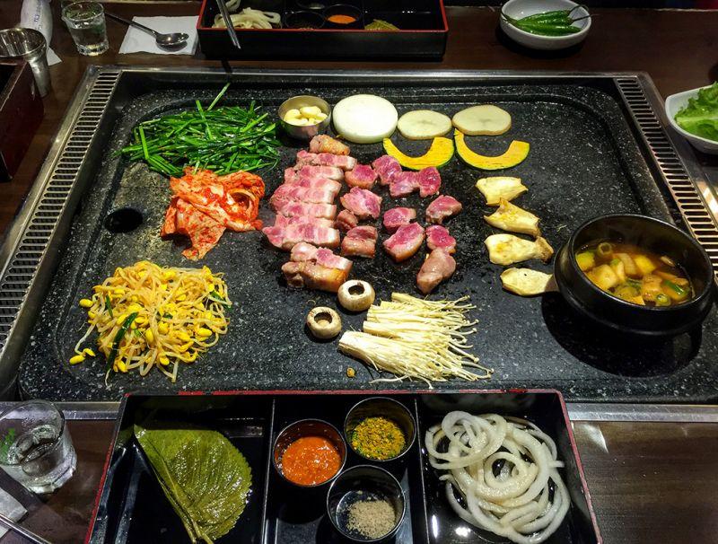 Popular Korean Chinese Restaurant in CBD