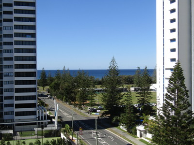 Broadbeach High floor Ocean Views Permanent or invester  perfect