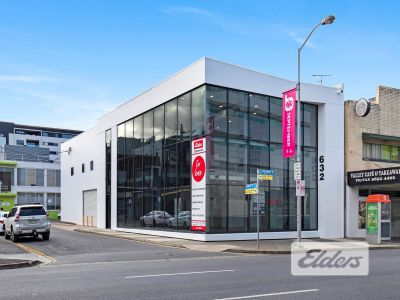 CUTTING EDGE OFFICE / SHOWROOM OPPORTUNITY!