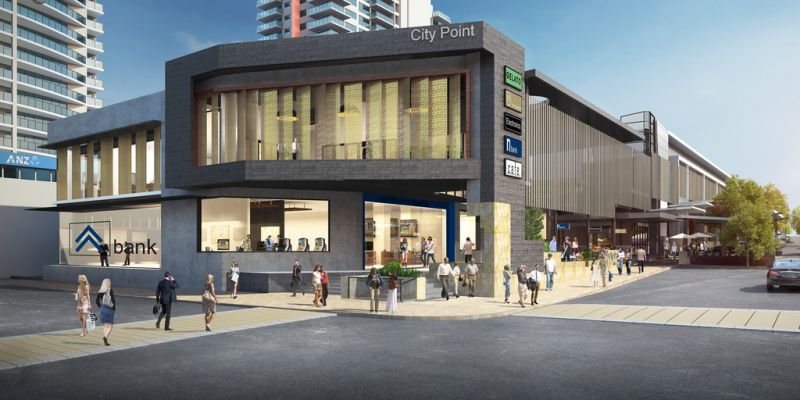 City Point - Excellent CBD Opportunity